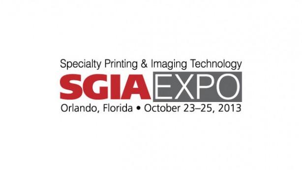 SGIA Expo 2013