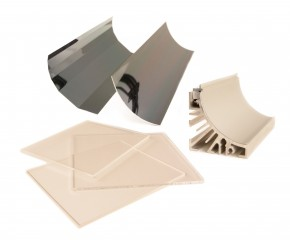 UV LAMP REFLECTORS / QUARTZ PLATES