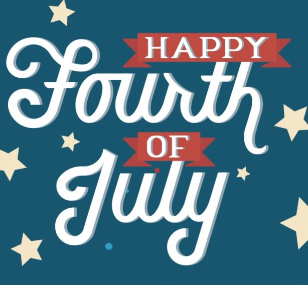 We Hope You Have A Happy 4th of July!