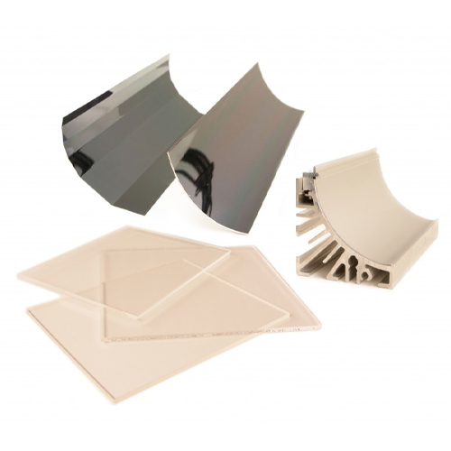 UV Lamp Reflectors/Quartz Plates